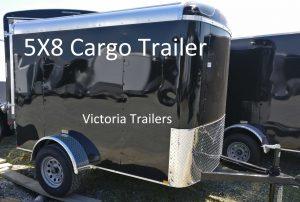 5x8 cargo trailer