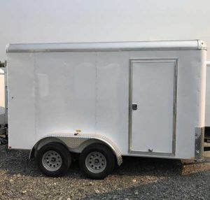 7x12 cargo trailer