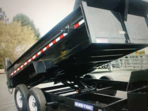 6x10 Sure Trac Dump Trailer