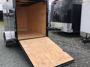 black-5x8-cargo-trailer-ramp-down