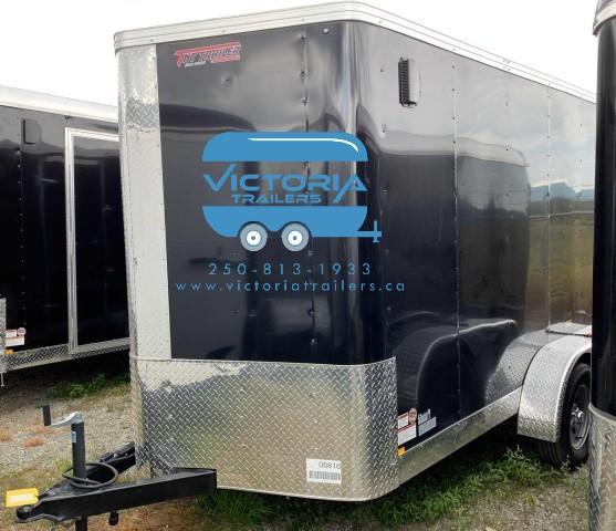 6x12 Tandem Xpres Cargo Trailer