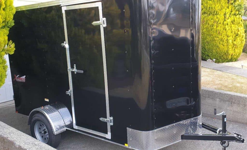 6x10 Xpres Cargo Trailer