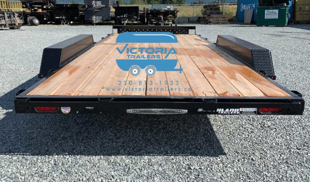 Southland 16ft 7000lb Car/Equipment Trailer