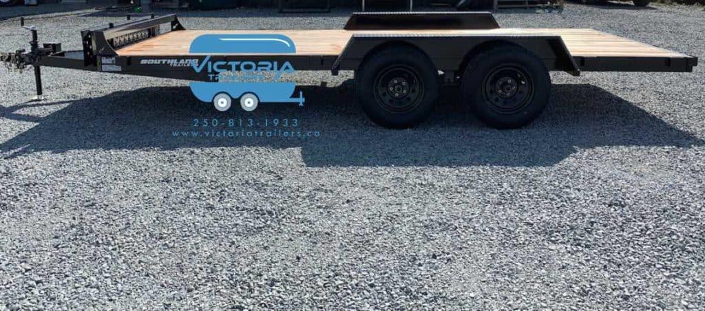southland 18ft 7k car /equipment trailer