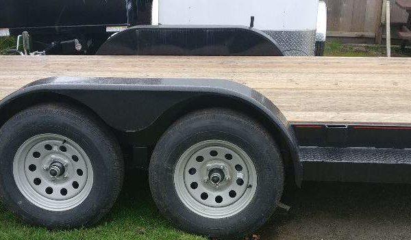 sure-trac car-equipment trailers