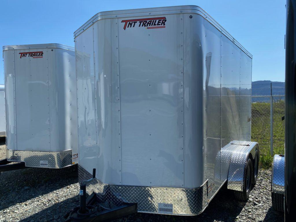 6x10 xpres tandem cargo trailer