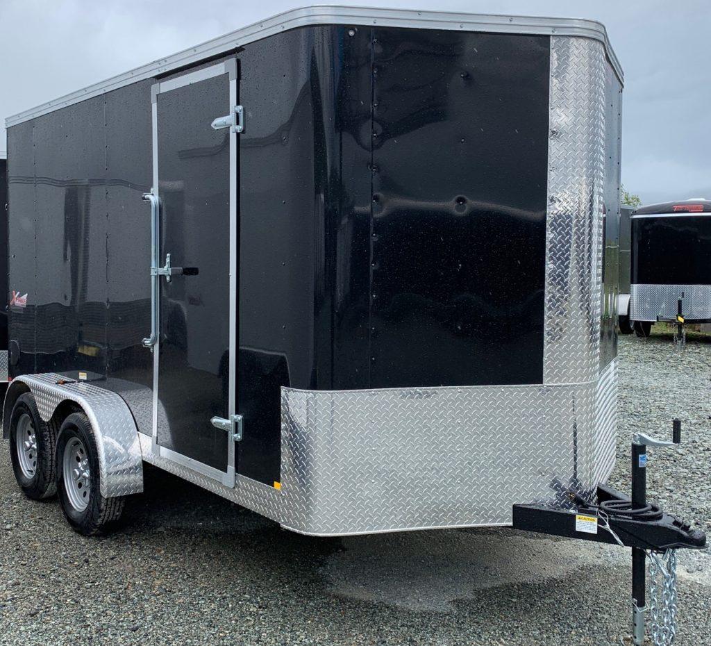 7X16 xpres tandem cargo trailer