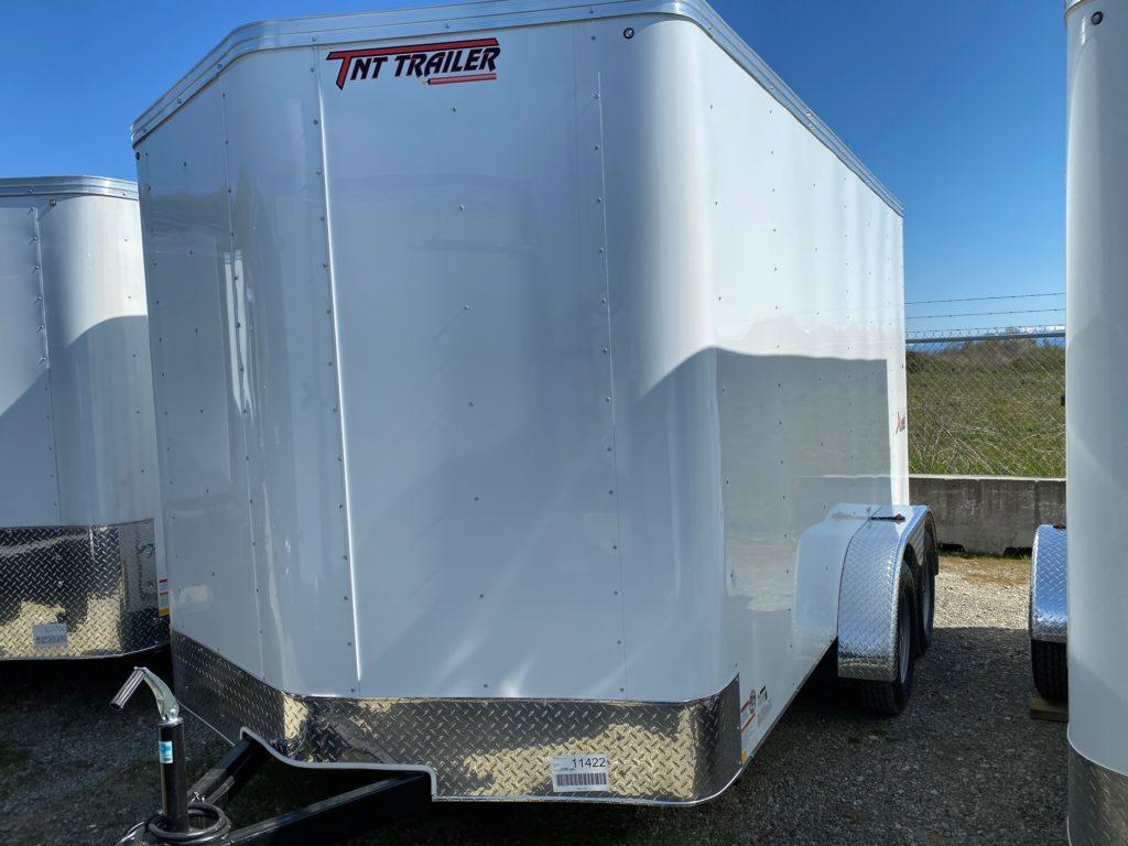 7x12 Tandem Xpres Cargo Trailer