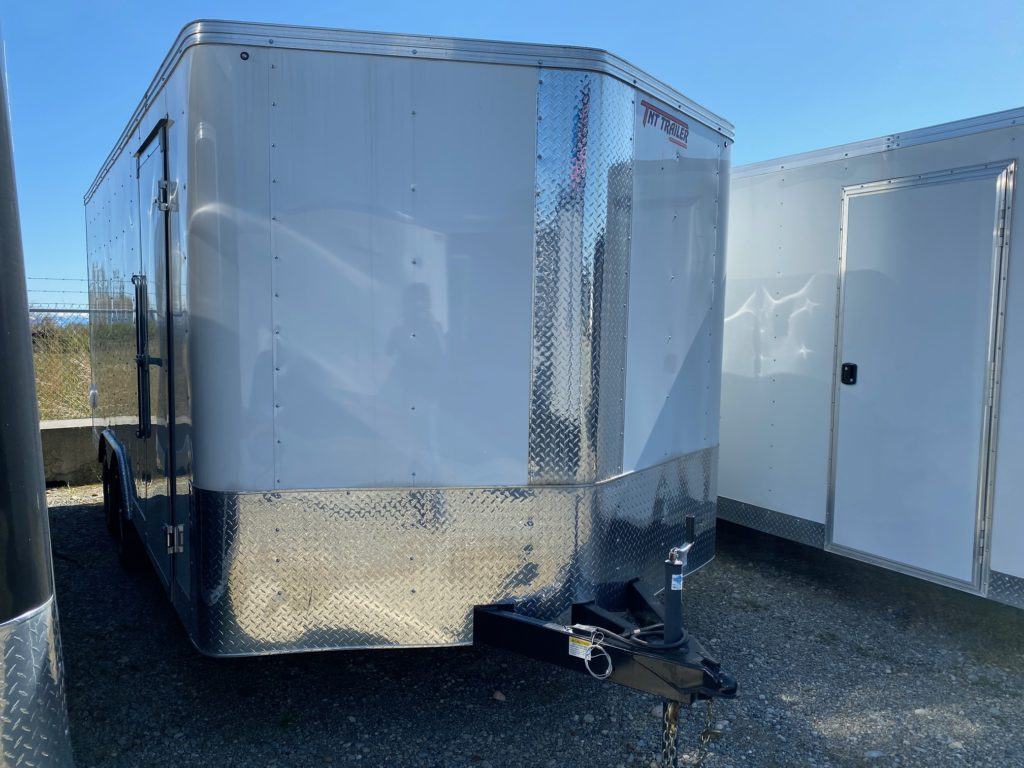 8.5X16 Xpres Tandem Cargo Trailer
