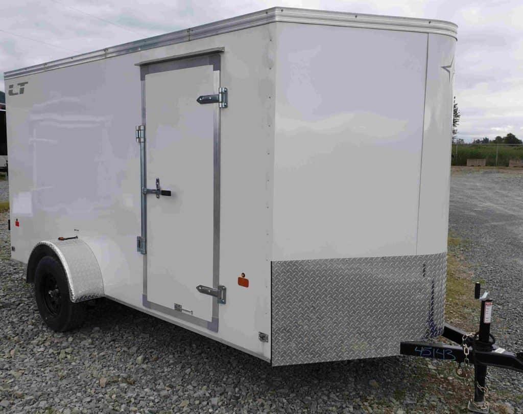6x12 royal cargo v-nose cargo trailer