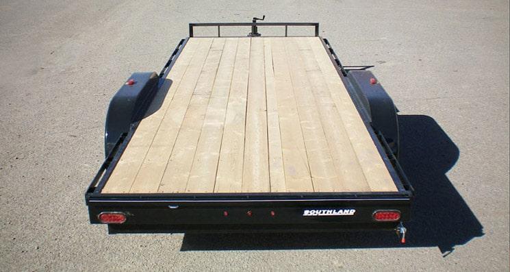 Southland 18ft 14000lb Car/Equipment Trailer