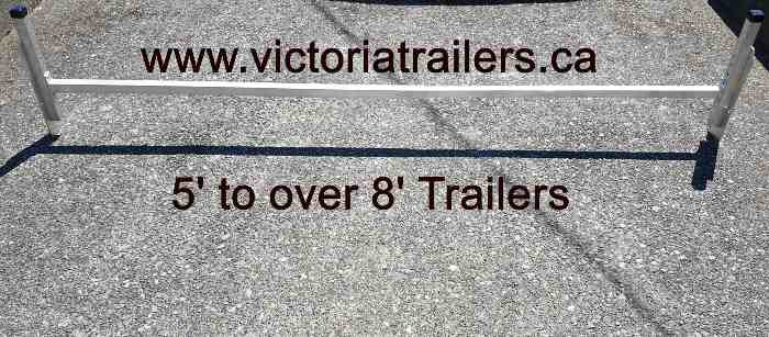 Cargo Trailer Roof Racks