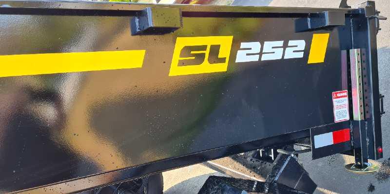 5x10 5k southland dump trailer single axle