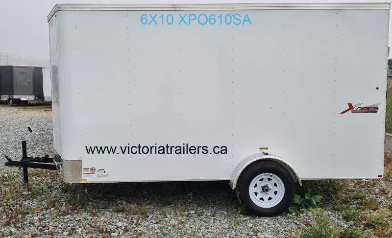 6x10 XPO CARGO TRAILER