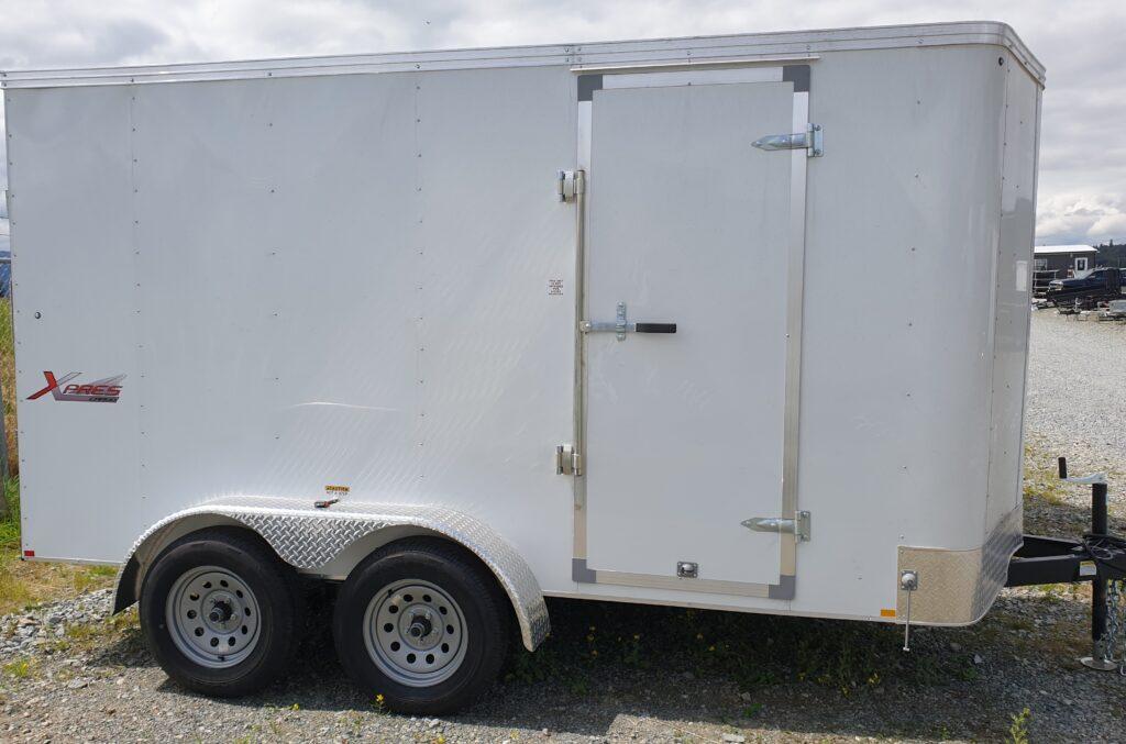 7x12 cargo trailer rental