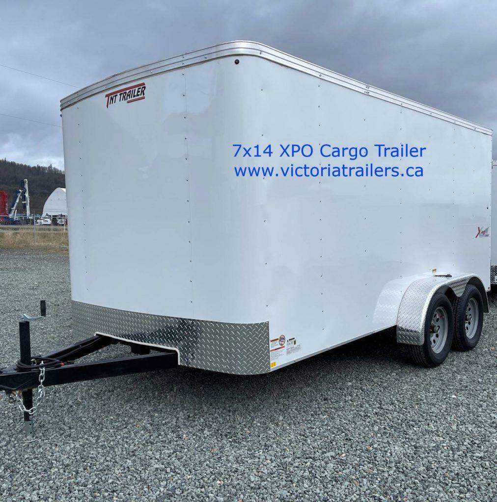 7x14 mirage xpo cargo trailer ls