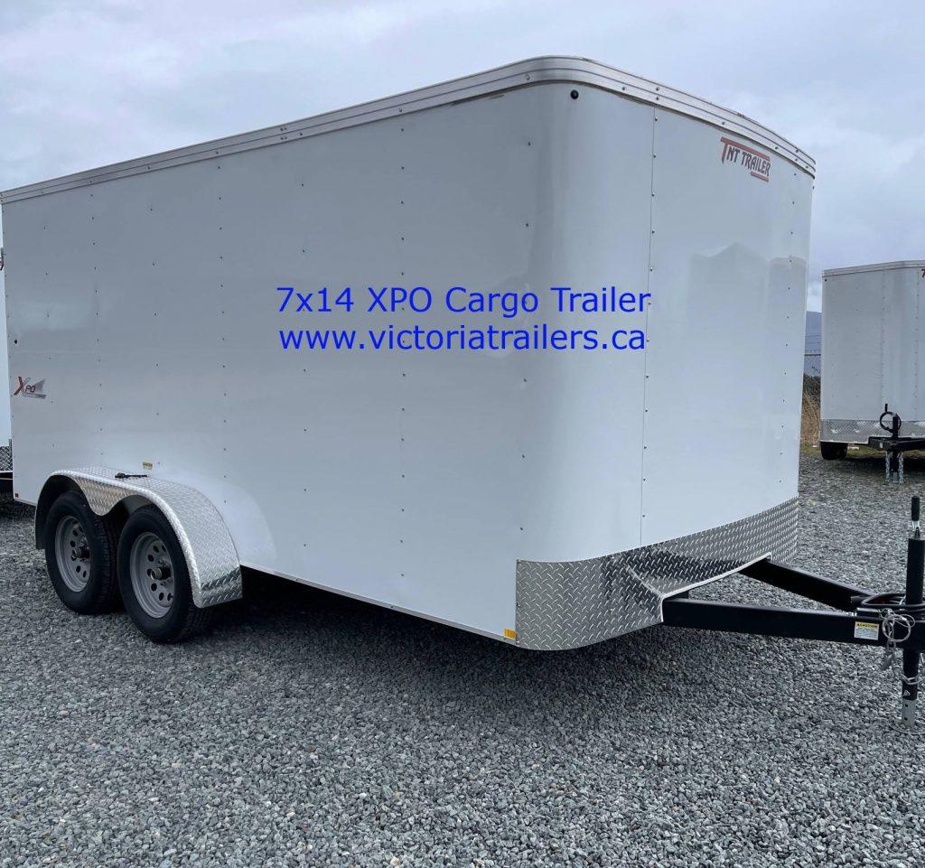 7x14 mirage xpo cargo trailer rs